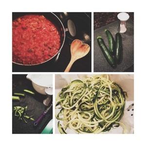 Spaghetti Collagw